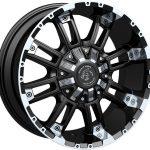 816 (Flat Black / Machined)