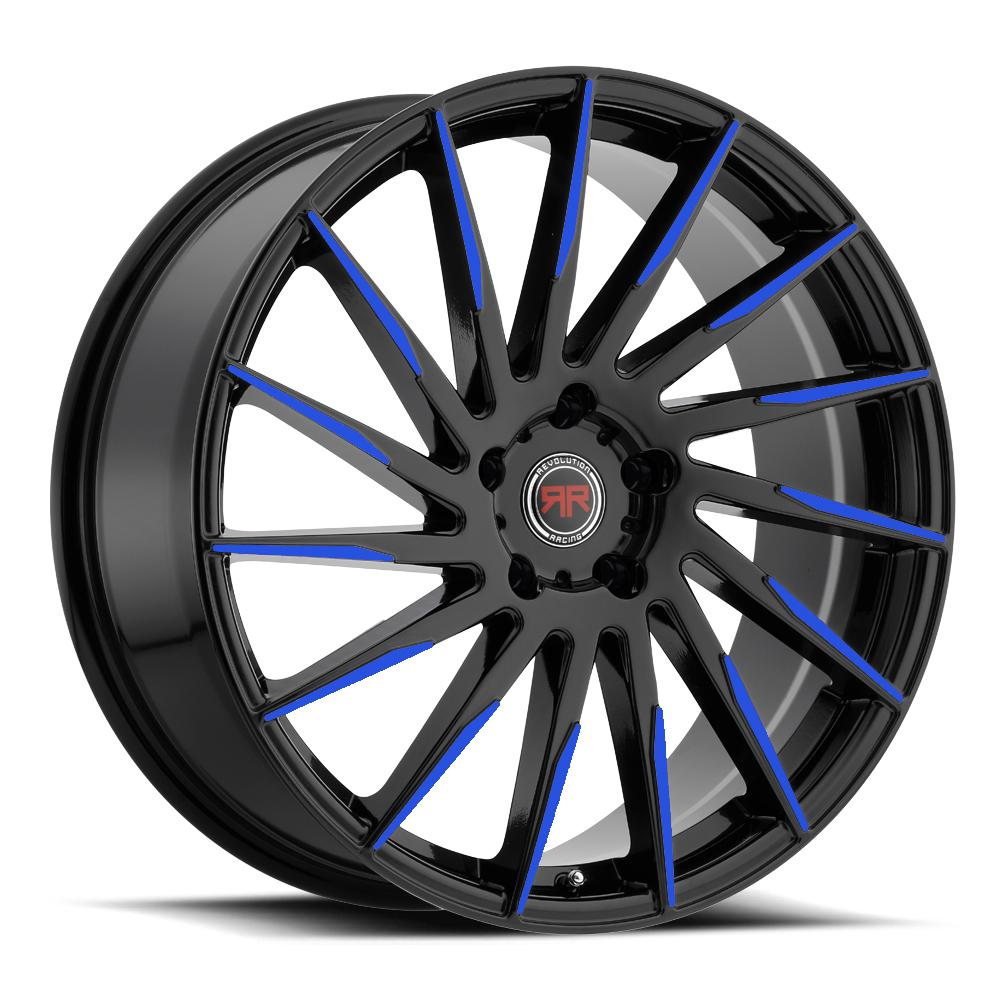 R 15 (Gloss Black / Blue)