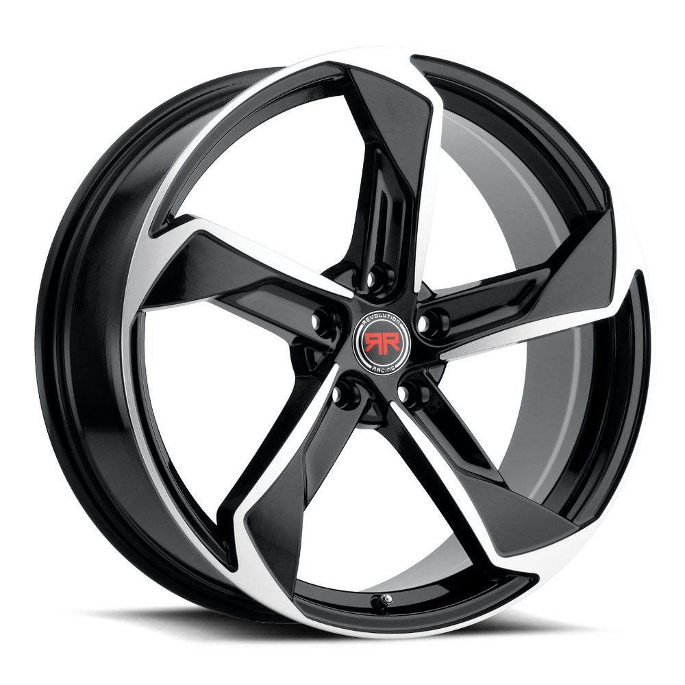 R 20 (Gloss Black / Machined)