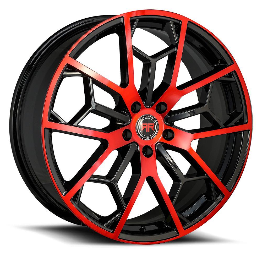 R 23 (Black / Red)