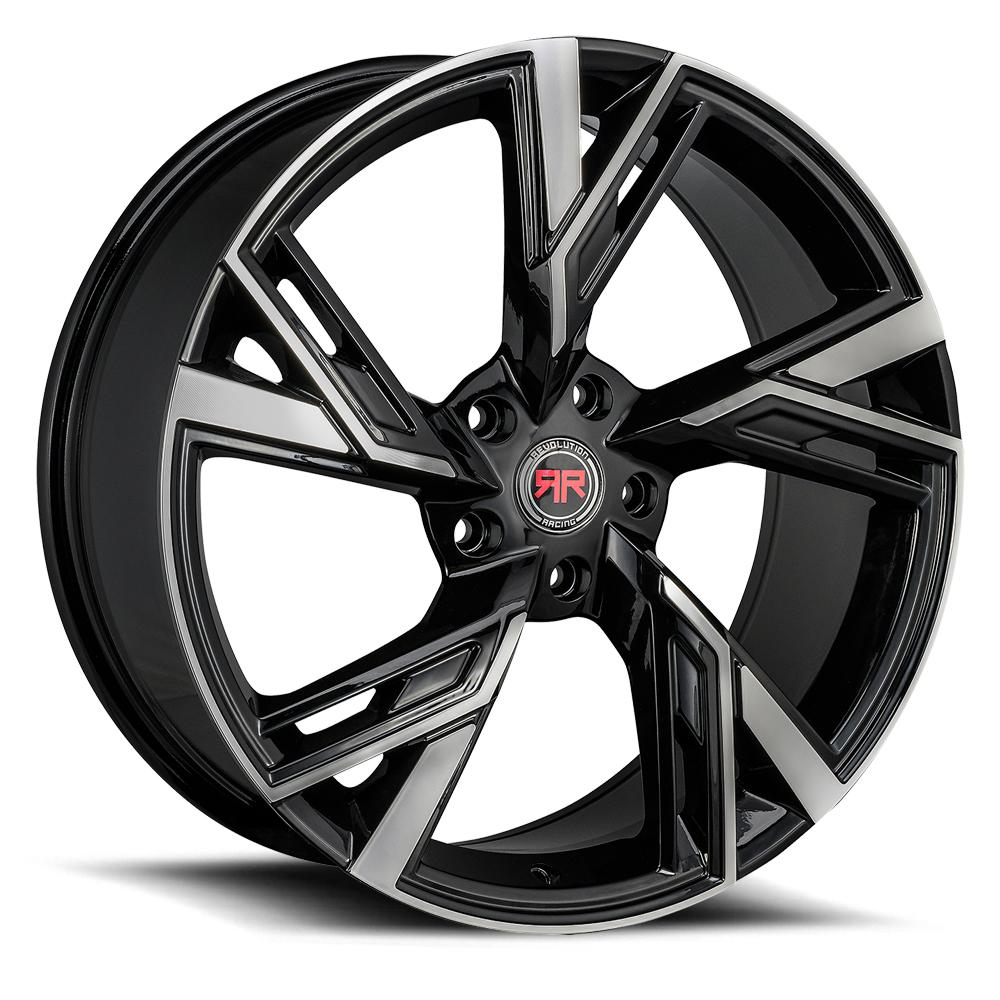 R 25 (Black / Machined)