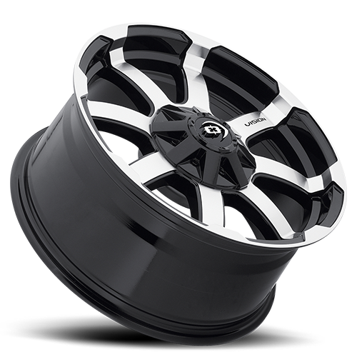 VALOR (Gloss Black / Machined Face)