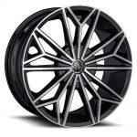 VIPER (Black / Machined)