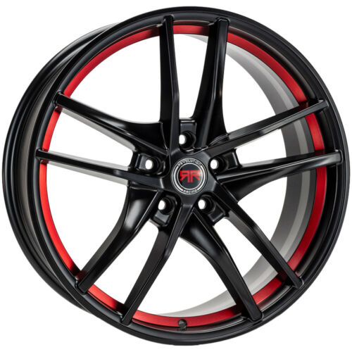 R 28 (BLACK / RED RING)